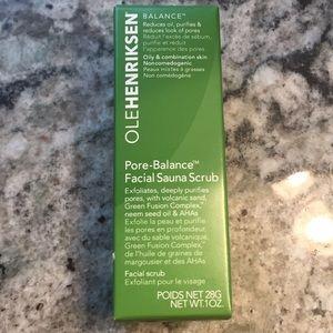 UNOPENED Pore-Balance Facial Sauna Scrub for sale